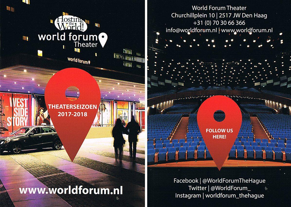 Theater fotografie te Den Haag