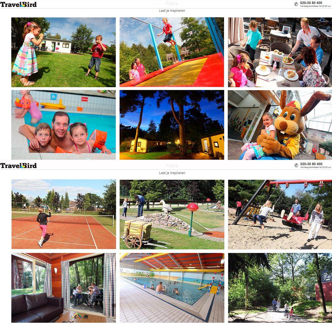 Vakantieparken fotografie