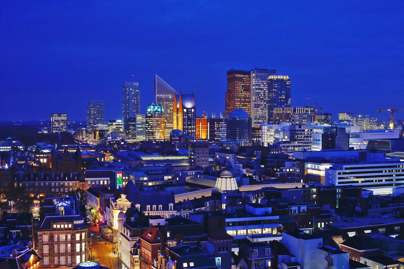 Uitzicht Den Haag