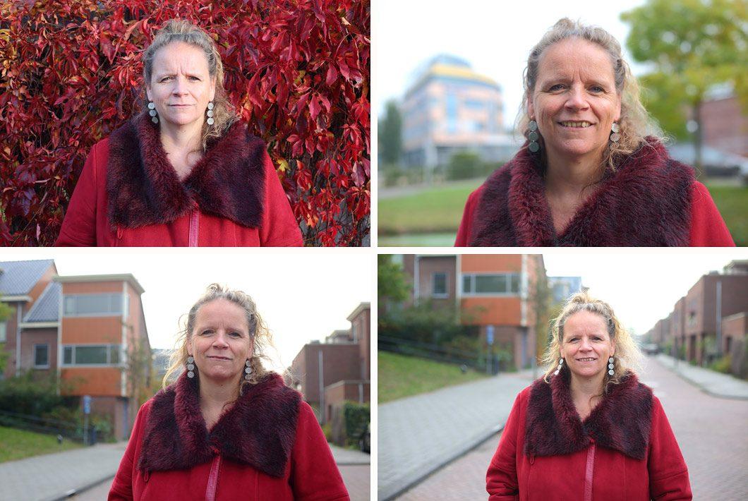 Zakelijke Portretfotografie buiten