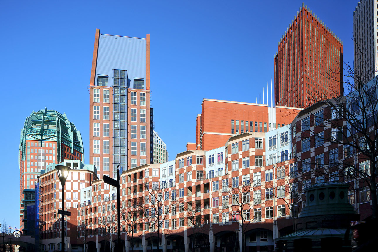architectuur foto Den Haag