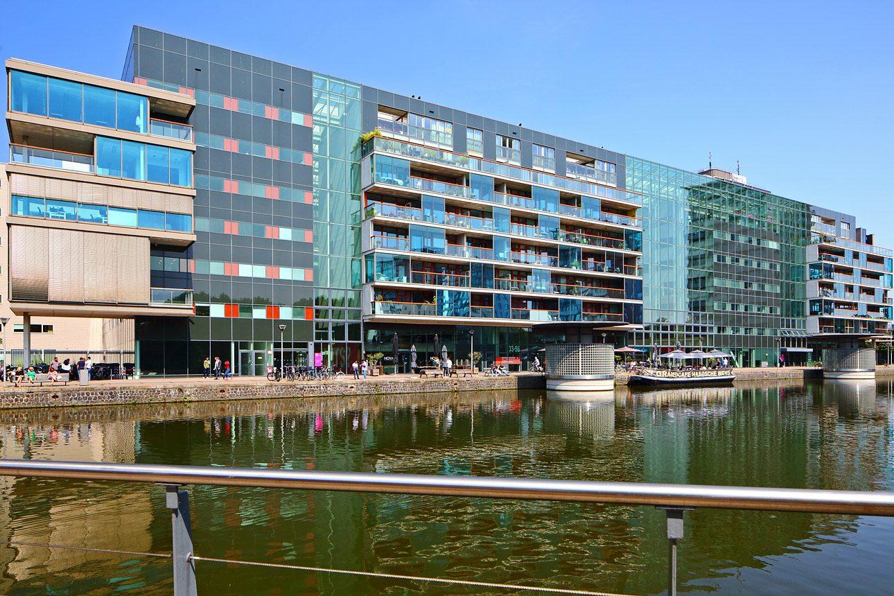 Woningbouwproject fotografie woningen in Den Haag