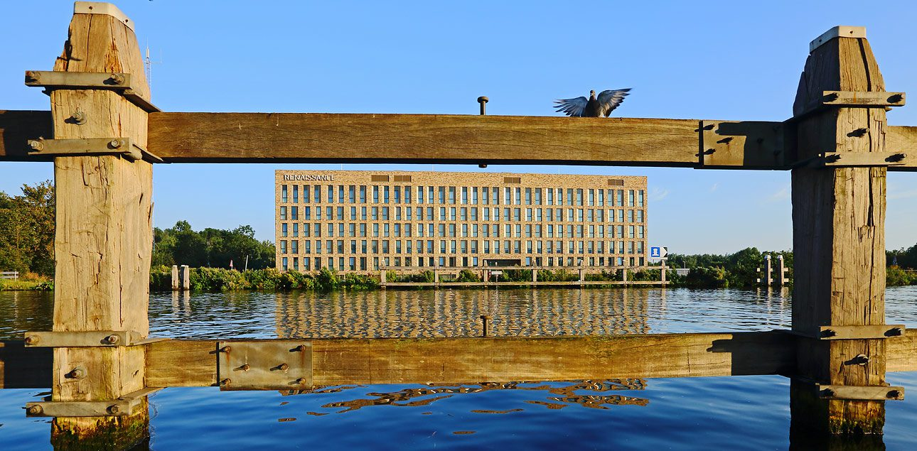 Architectuurfotografie van architectuurfotograaf te Den Haag