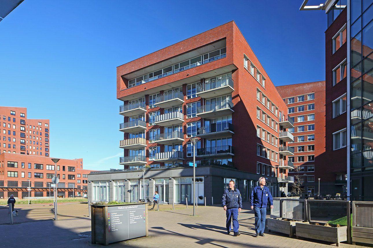 Architectuurfotografie voor woningcorporatie