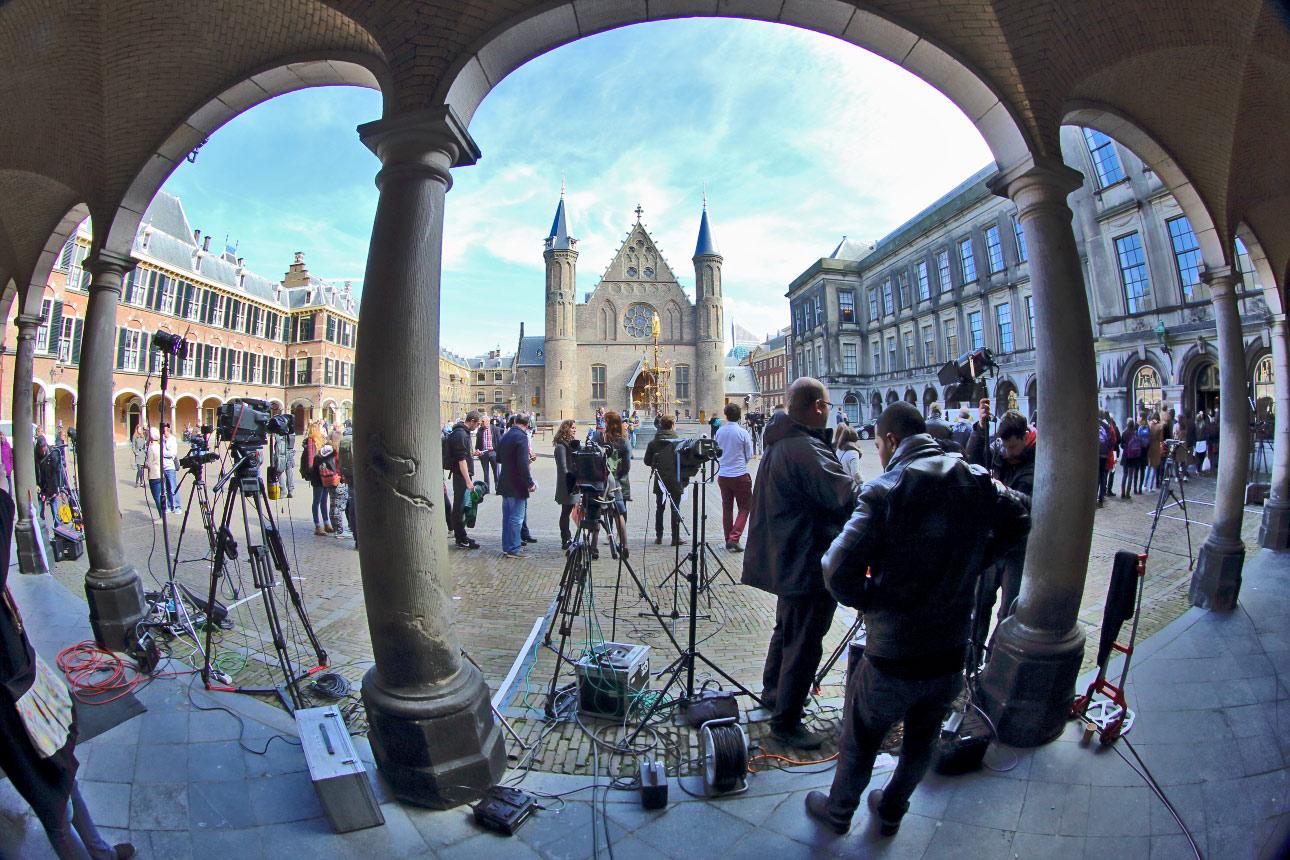 politiek Den Haag fotograaf