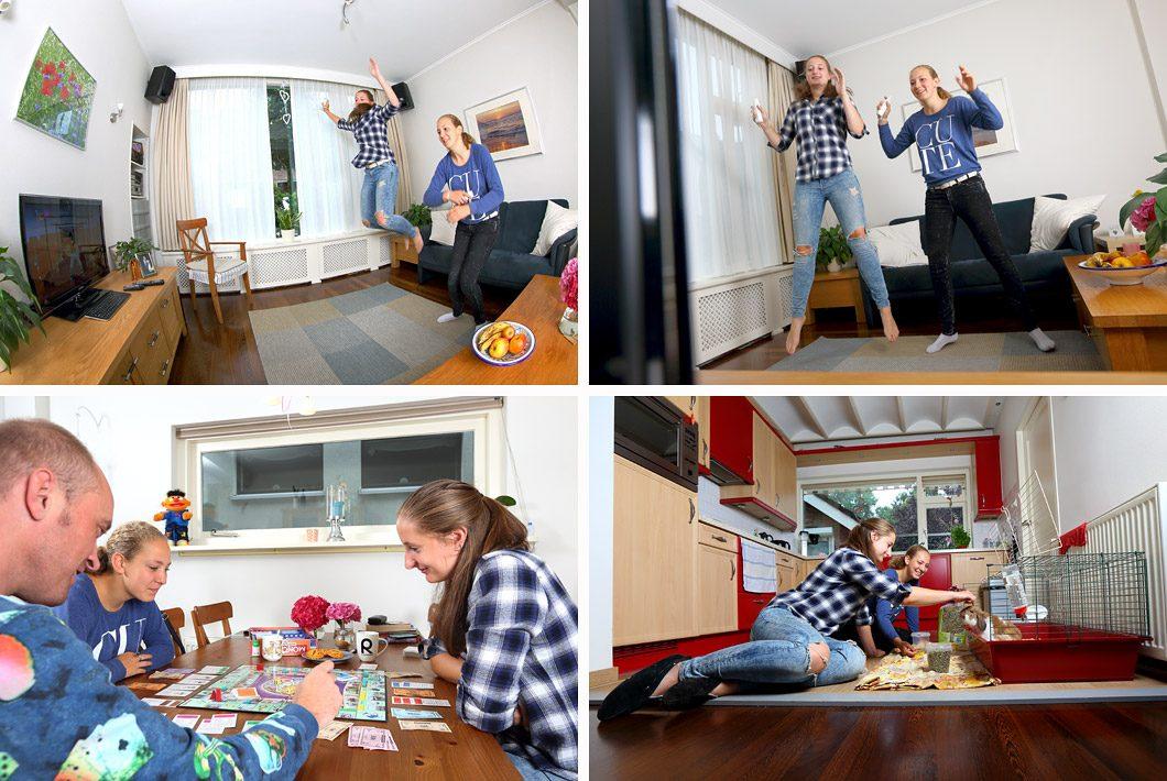 binnenshuis fotografie fotografie van mensen in huis