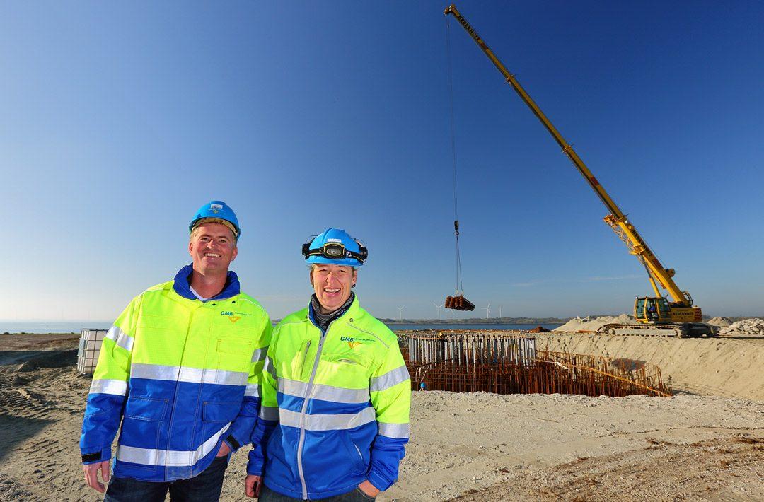 Project ontwikkeling windenergie