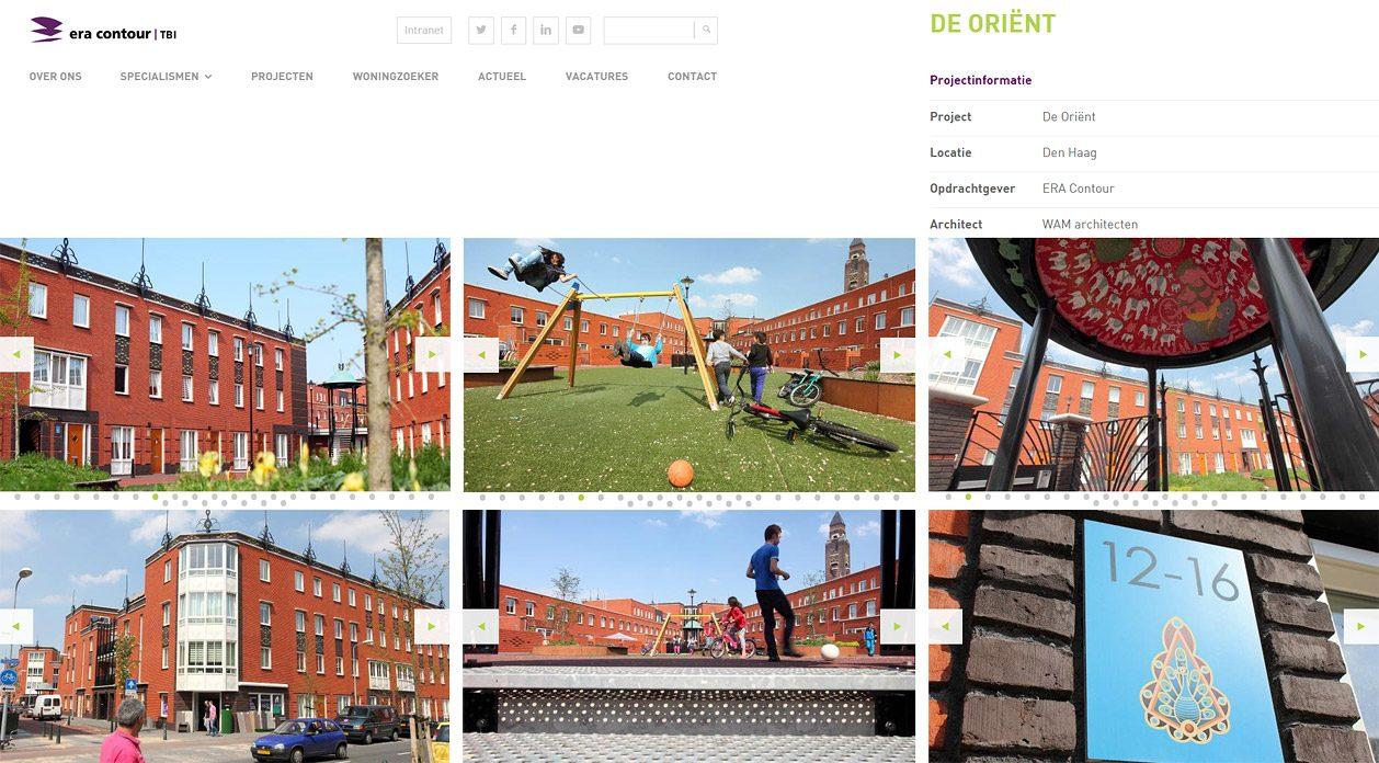 Architectuur Fotografie voor Corporate beeldbank
