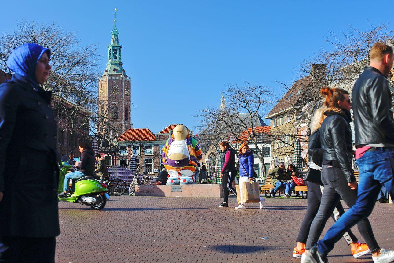 straatfotografie in Den Haag