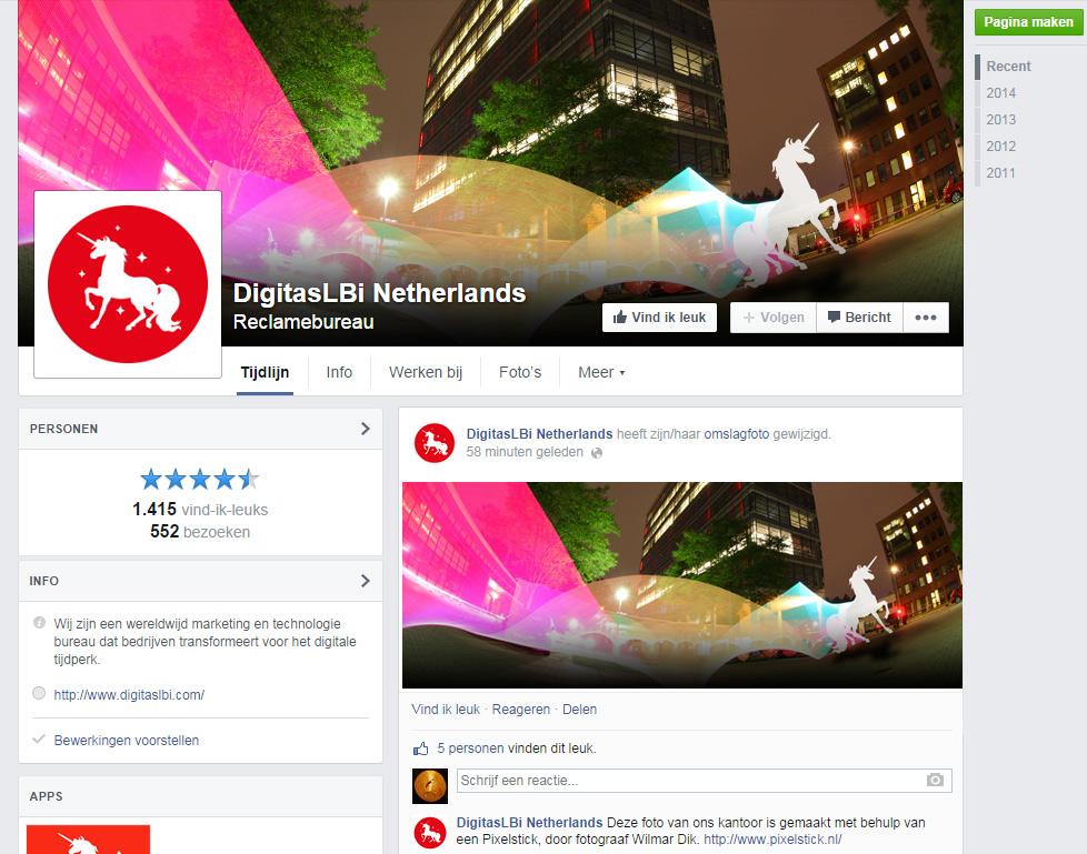 DigitasLBiFacebook