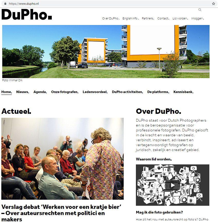 Dupho fotograaf fotografie in opdracht van DuPho