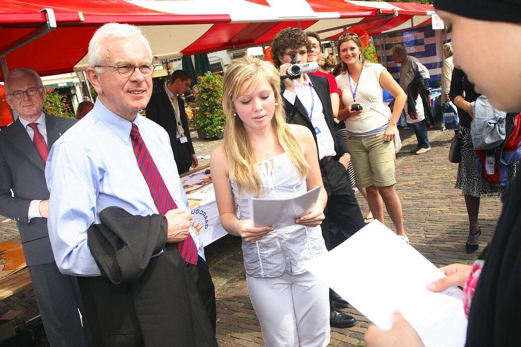 Den Haag politiek fotograaf