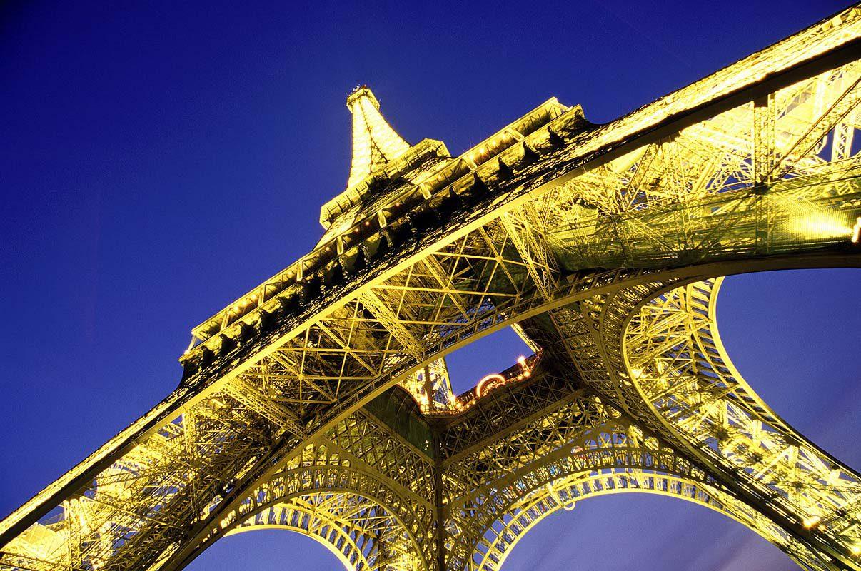 Reisfotografie Frankrijk Parijs Eiffeltoren