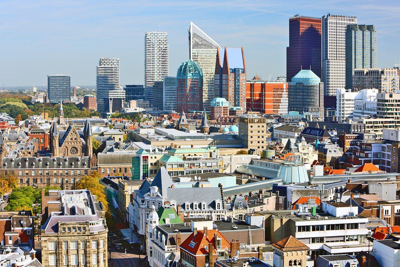 Foto Den Haag centrum