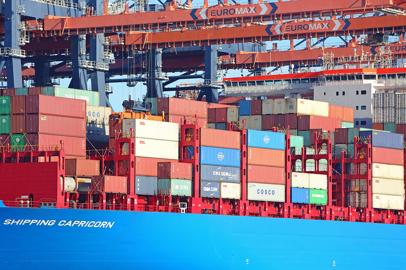 foto haven Rotterdam Maasvlakte-39