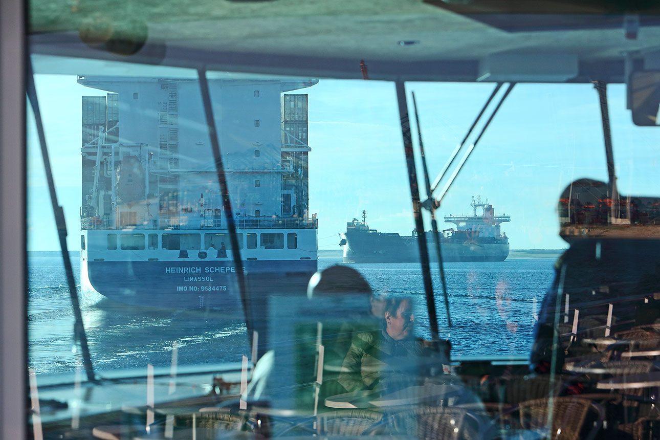 Foto's van de Maasvlakte, Rotterdam haven