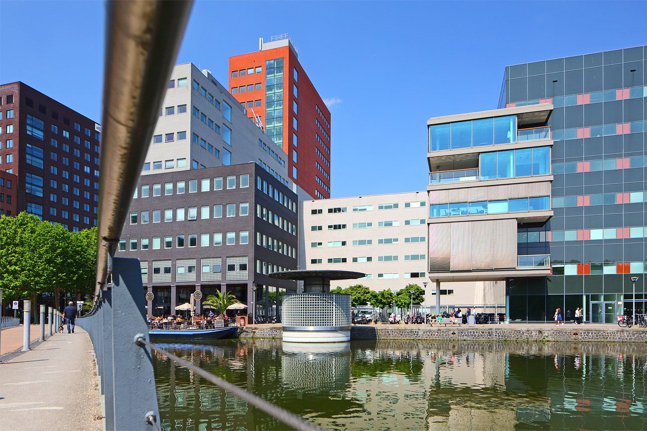 Architectuurfotografie van architectuurfotograaf in Den Haag