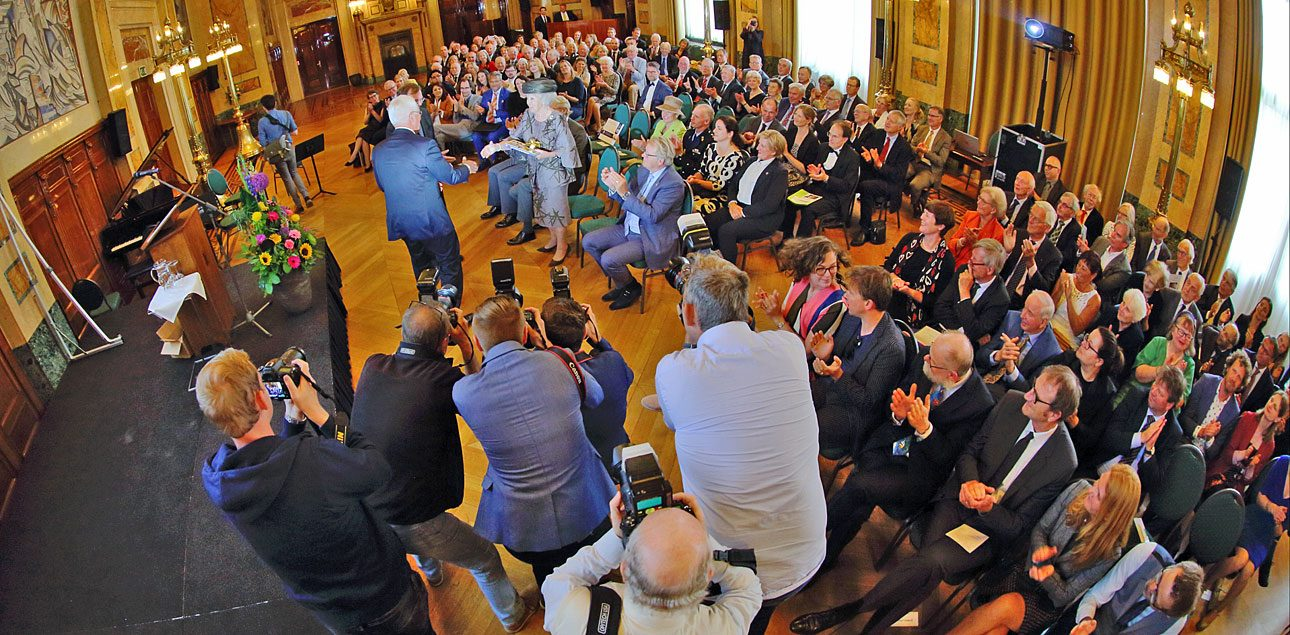 Blog over persfotografie van persfotograaf in Den Haag