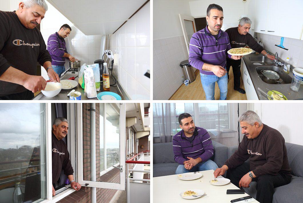 fotos voor wooncorporatie