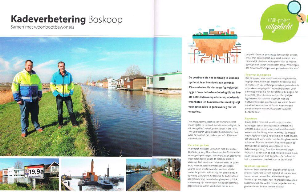 interview Fotografie voor vakblad