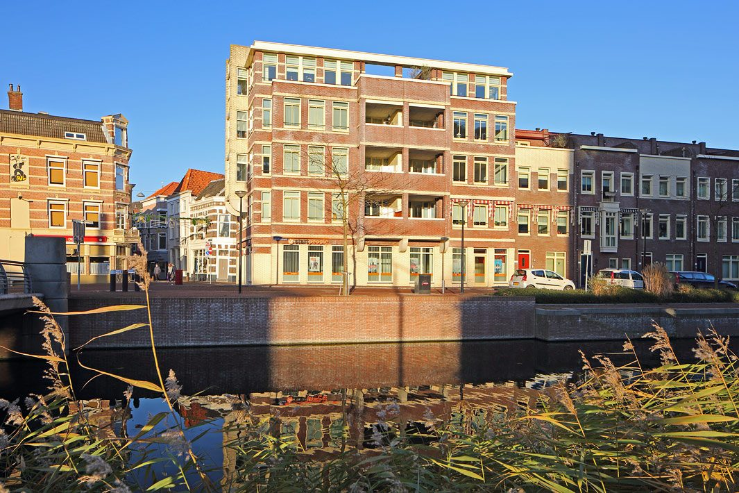 Fotografie gebiedsontwikkeling bebouwde gebieden steden