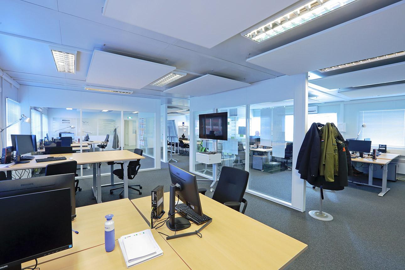 Interieurfotograaf fotografie op kantoor