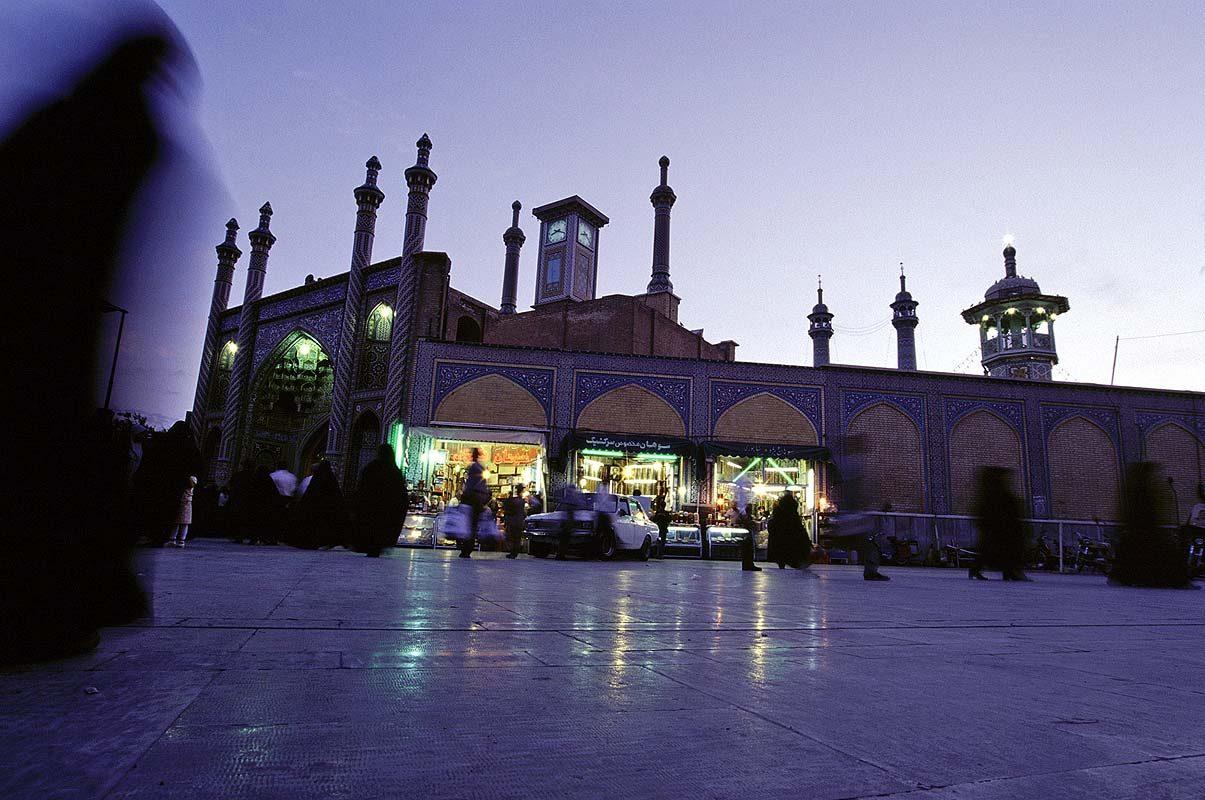Reisfotografie Iran