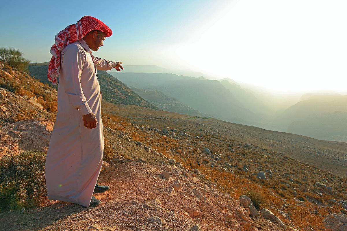Reisfotografie Jordanie