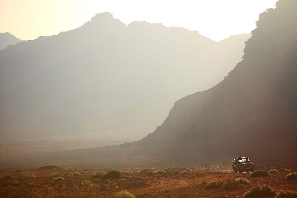 Reisfotografie Petra Wadi rum