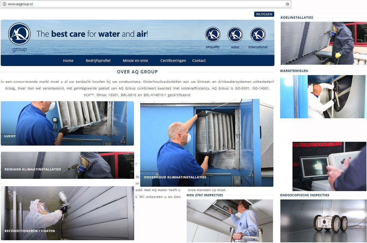 fotografie voor bedrijfswebsite laten maken