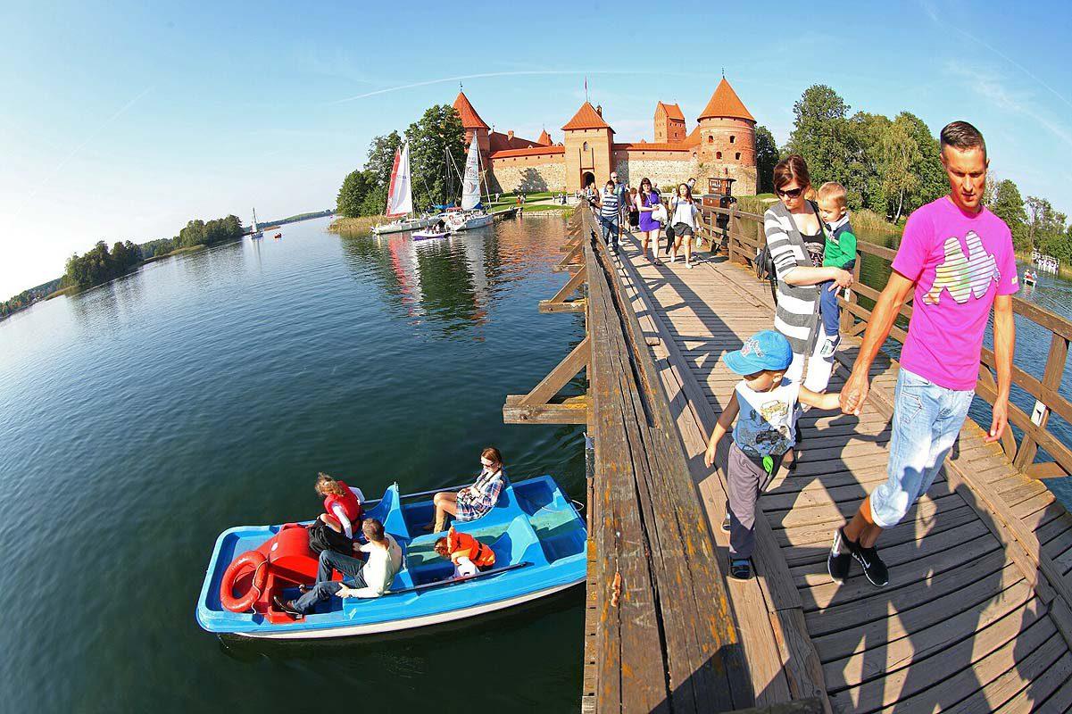 Reisfotografie Lithuania