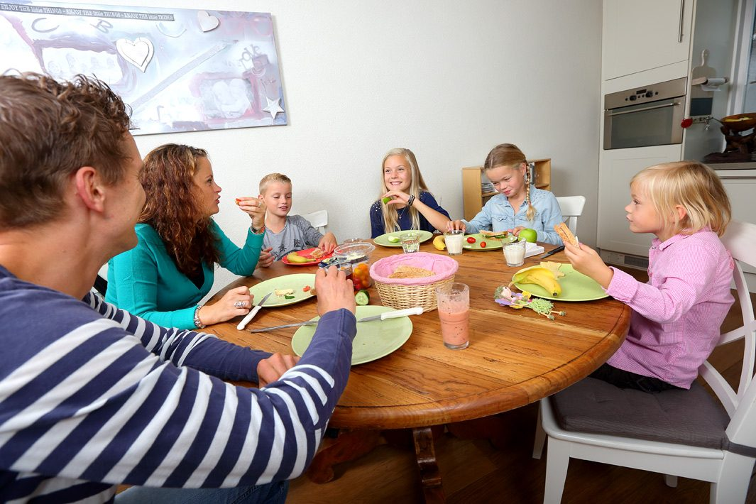 Zorgverzekeraar fotografie van mensen thuis