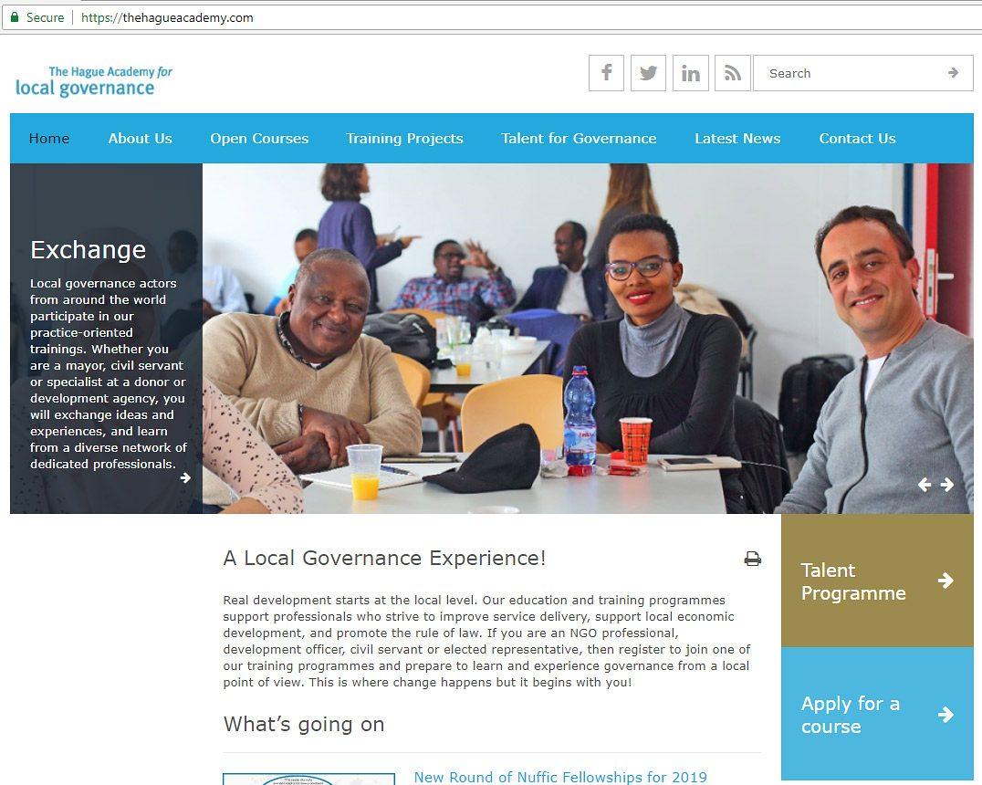 Fotografie voor NGO te Den Haag