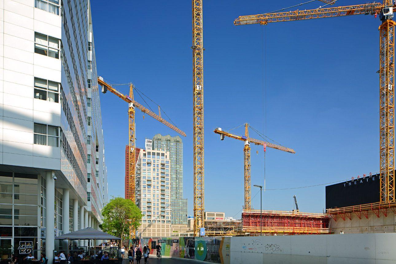Bouw fotografie Den Haag