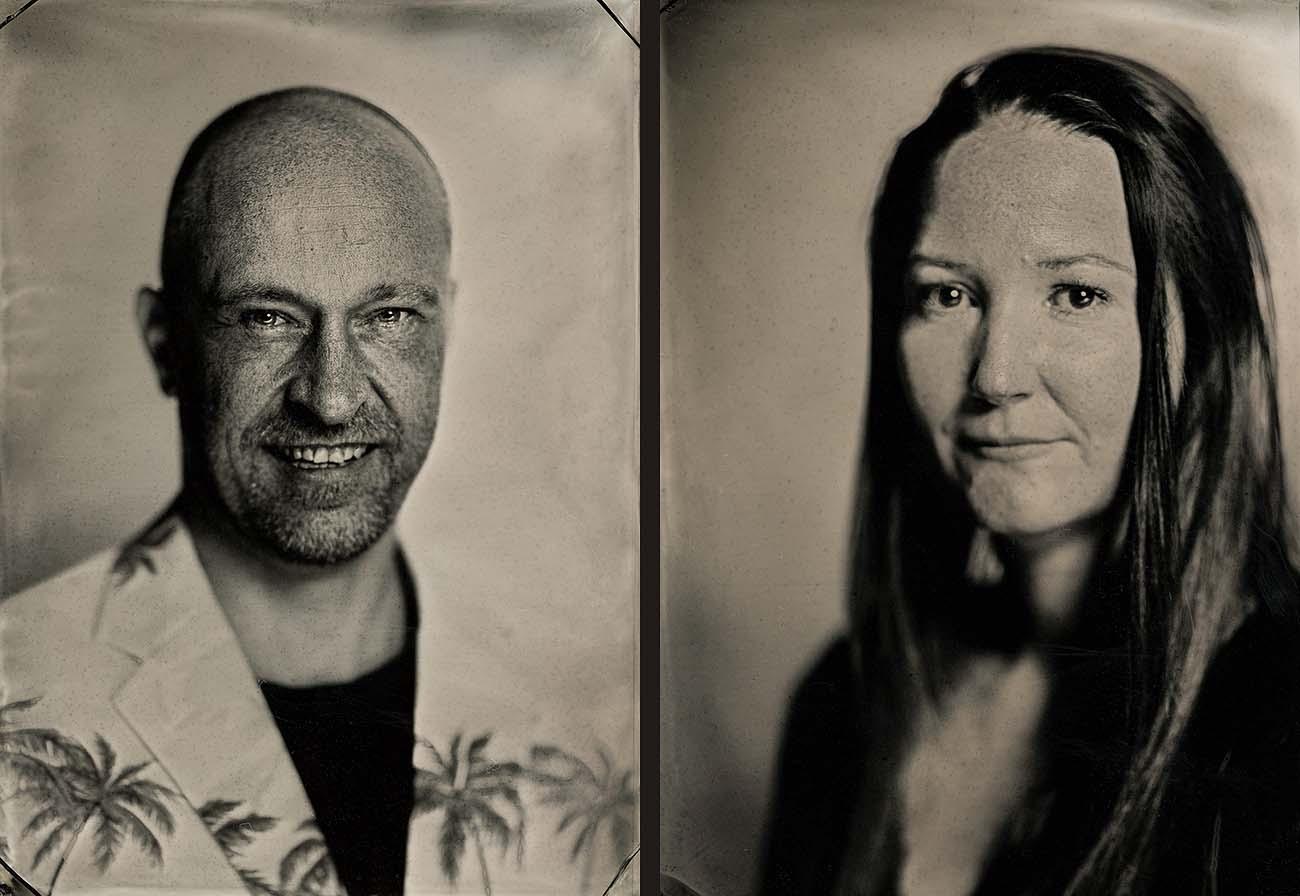 oude portretfotografie geschiedenis