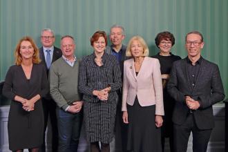 groepsfoto Raad van Toezicht