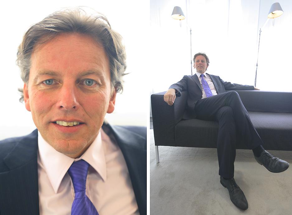 portretfotografie minister Den Haag