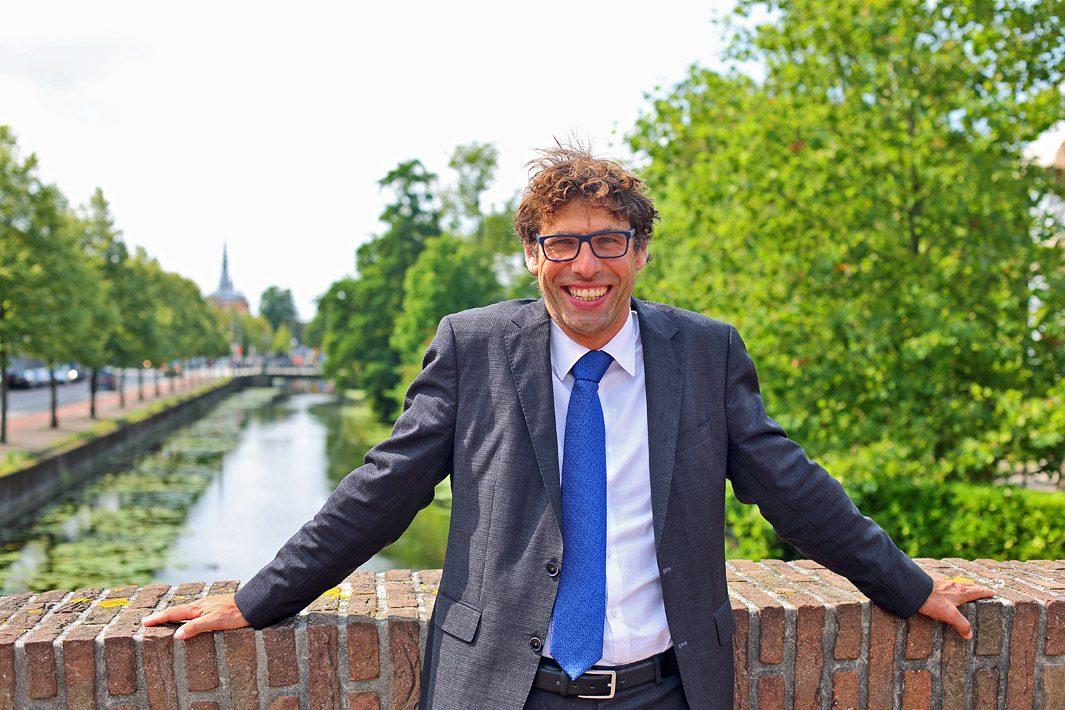 zakelijke portretfotografie Den Haag