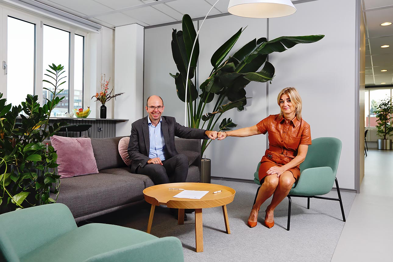 portretfotografie in Den Haag voor persbericht