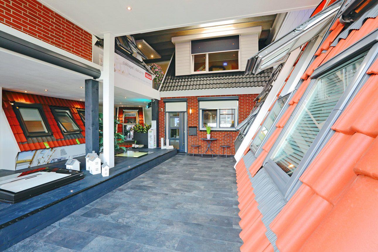 Interieurfotografie showroom daglichten.nl