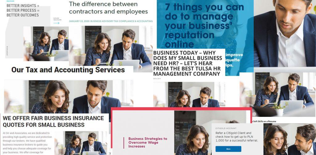Stockfotografie voor marketing
