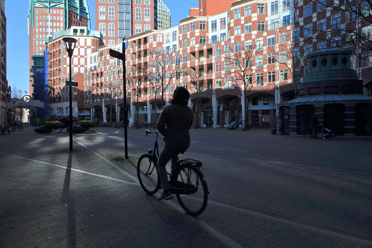 Straatfotografie-architectuur Den Haag