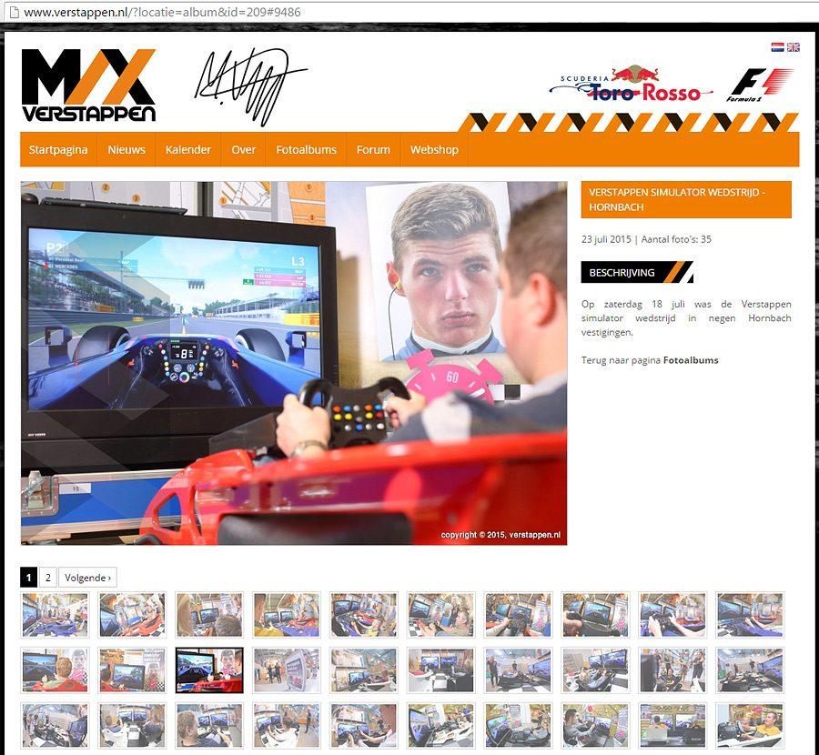 fotografie voor website