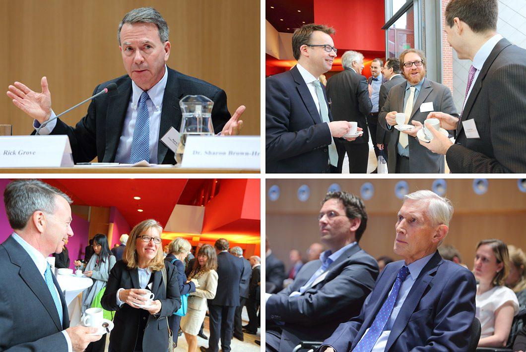 Video en fotografie tijdens een congres symposium