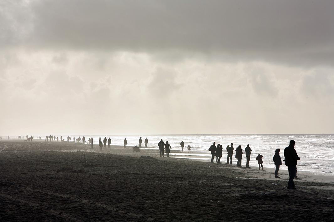 Water fotografie Texel kust fotografie