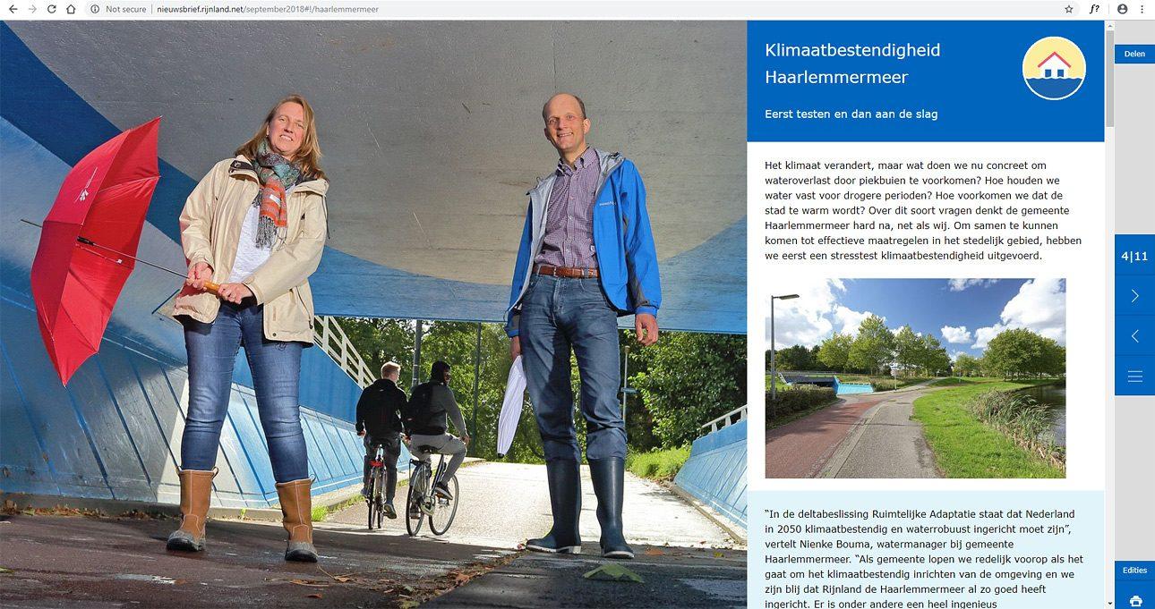 online magazine fotografie waterschap
