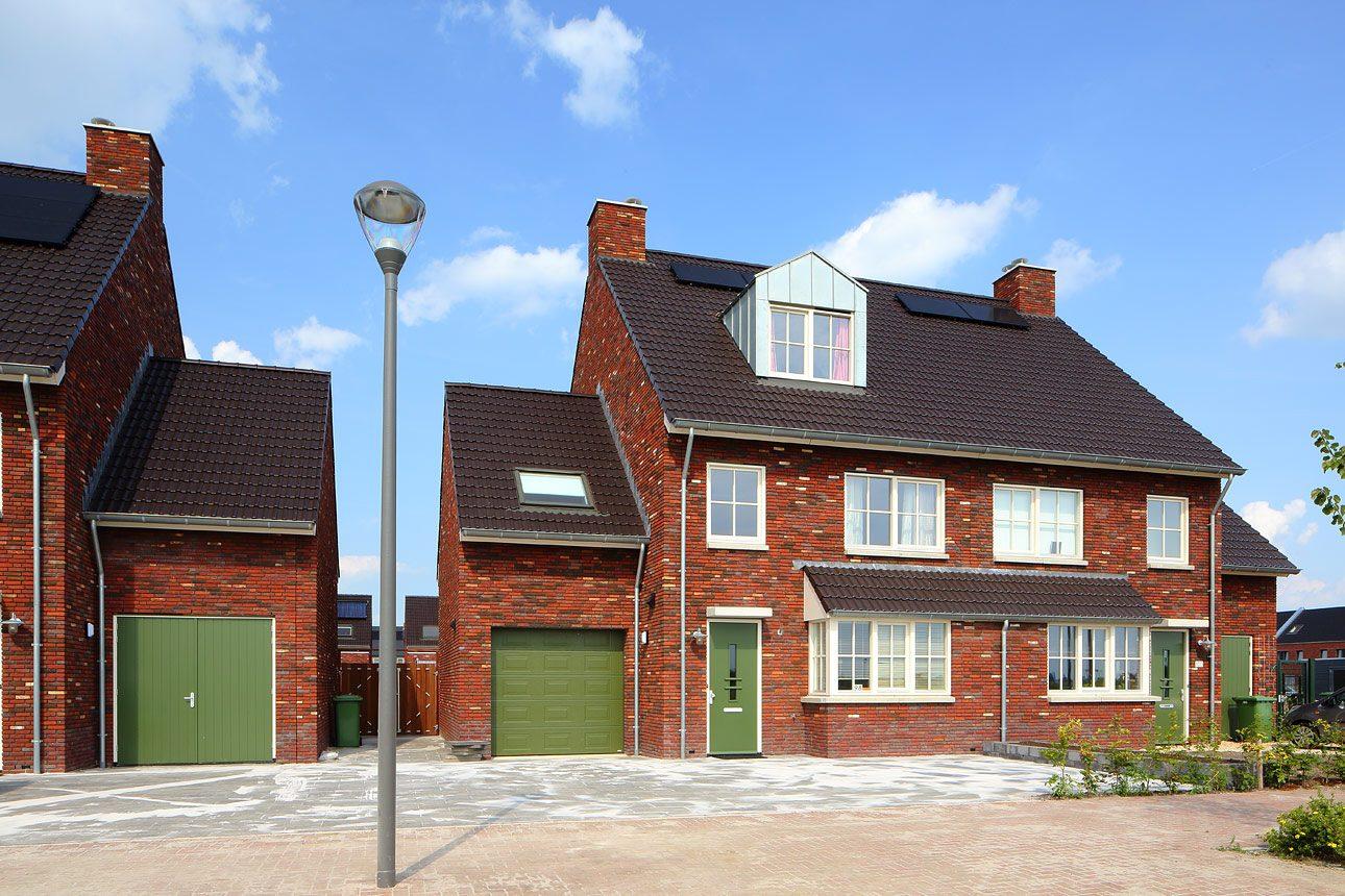 Woningbouwproject fotografie in Waddinxveen
