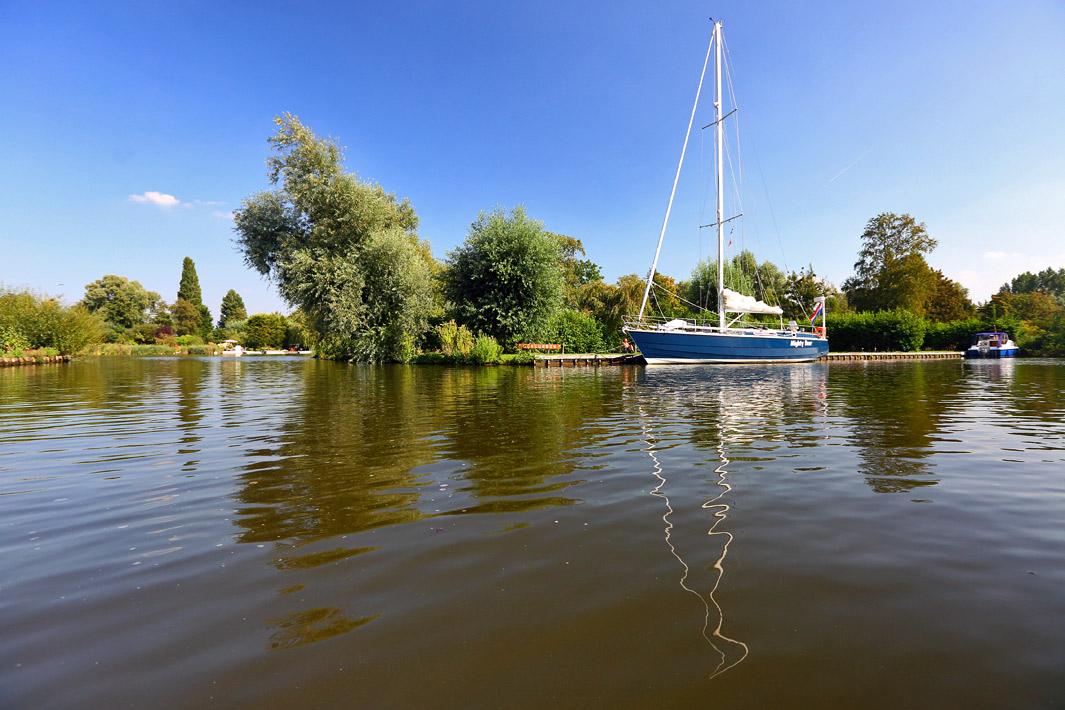 Rekreatie vaart boot motorjacht fotografie