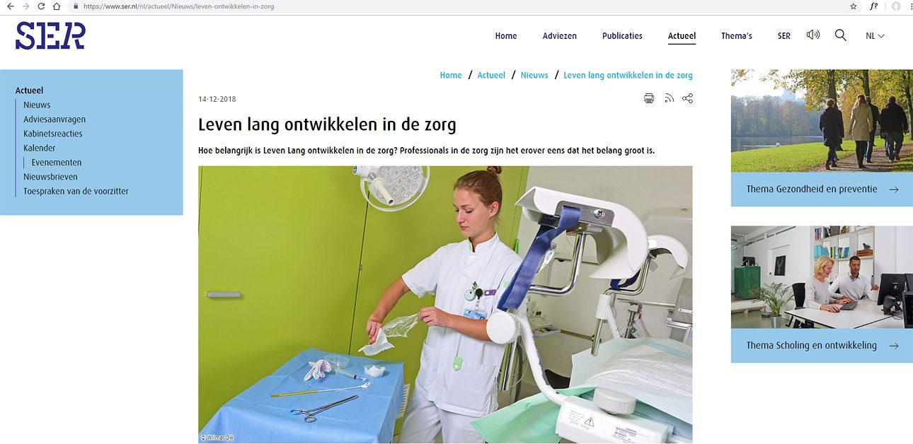 Medisch personeel in ziekenhuis Den Haag